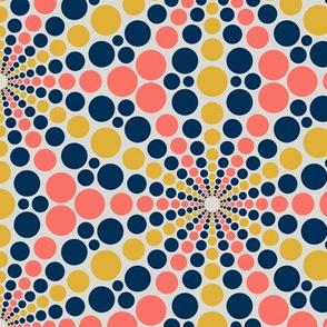08434837 : log12Xcircle : coral + goldenrod