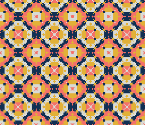 Sunset Song fabric by ravengill on Spoonflower - custom fabric
