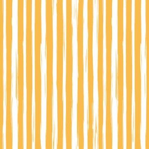 Brushstrokes yellow