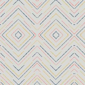 Pixelated Diamonds