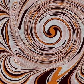 autumn twirls