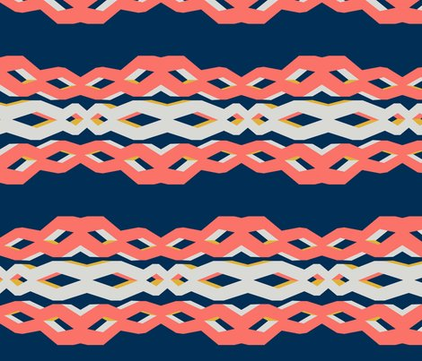 Rr2019_pantone_coral_-_lattice_links_-_macro_shop_preview