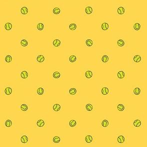 Tennis - yellow