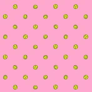 Tennis-pink