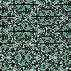 Metatron's Cube Pattern