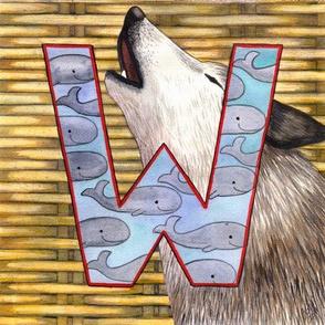 W- wolf