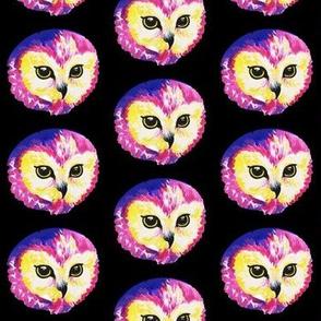 Twilight Owl (Black)