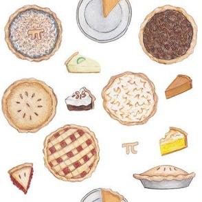 pi or pie?