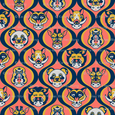 023_animal_headshot_spoonflower