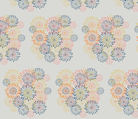 Celebration fabric by bobbinaround4u on Spoonflower - custom fabric
