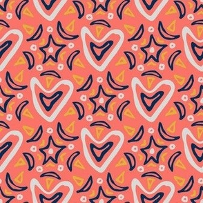My Heart Is Ecstatic LIMITED PALETTE coral