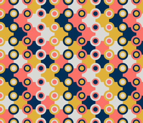 Fizz Fiesta fabric by chinaberries_studio on Spoonflower - custom fabric