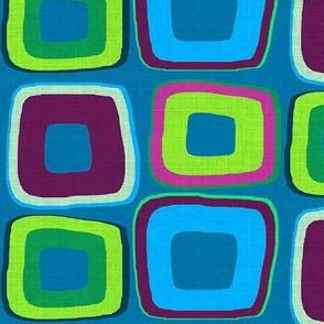 Color Craze / Squares  ( subtle texture )
