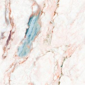 Pink Glitzy Marble Small