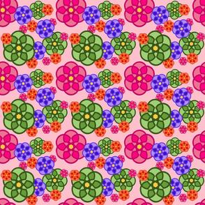 Prism Floral 2 Pink