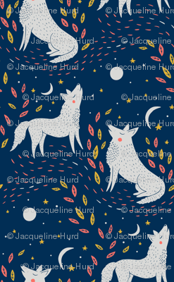 Moontime Wolves