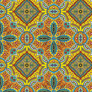 Bohemian Kaleidoscope 2