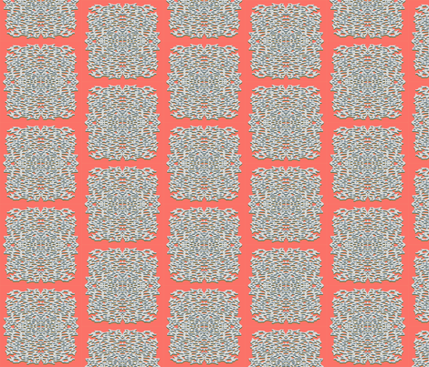 Scribbled Mesh fabric by carlyrenee on Spoonflower - custom fabric