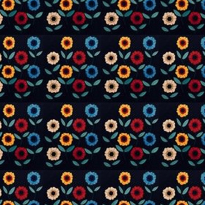 jeweled flowers250