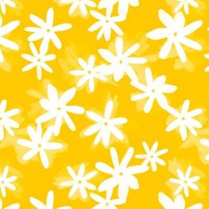 Yellow Tiares