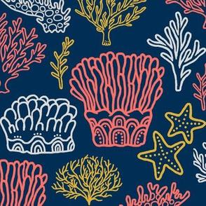 Midnight Coral