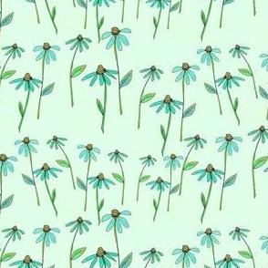 Blue Coneflower