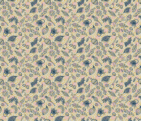 Oodles of Doodles! fabric by thatsgraphic on Spoonflower - custom fabric