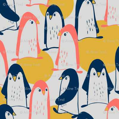 Convention of penguins