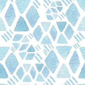 Triangles  Lines No.2