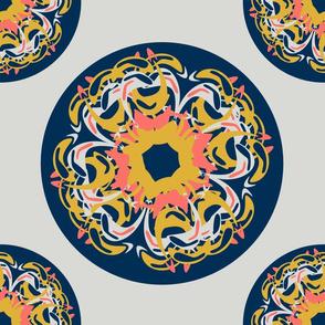 Polka dots irregular