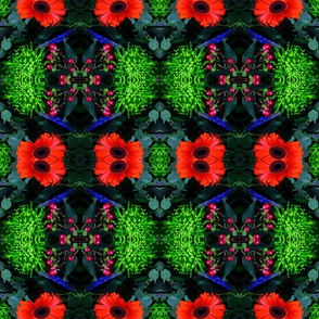 Summer Floral Photo Collage Edit 3
