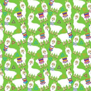 Geometric Llamas