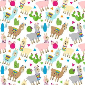 Llamas Everywhere