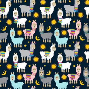 Goodnight Llamas