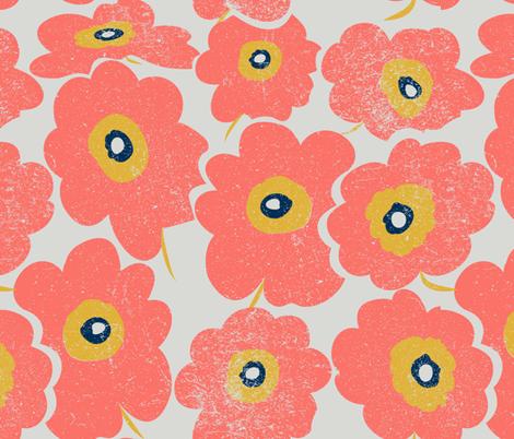 Coral Creations fabric by orangefancy on Spoonflower - custom fabric