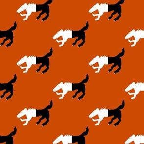 Heraldic Wolf | Attic Enigma