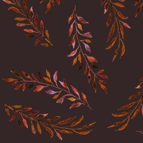 Autumn Fronds