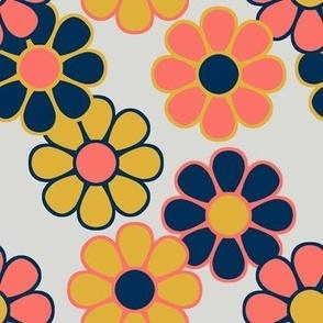 Spring Flower ~ Daisy Picnic