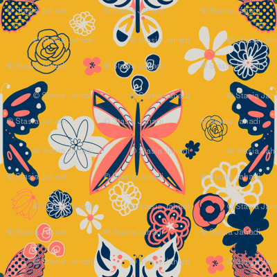 Chasing Butterflies