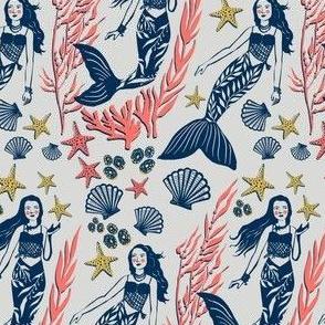 Living Coral Mermaids