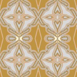 Colors of Jane 2 -Small Diamond Stripe