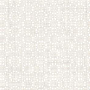 Linen Dials White