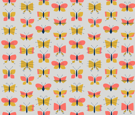 Spoonflower Limited Color fabric by quirkysewing on Spoonflower - custom fabric