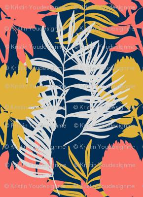 Coral Protea