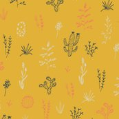 Rrprickly-meadow-mustard-navy-coral_shop_thumb