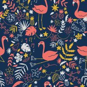 Rflamingos_pattern-02_coral_150_18x18_shop_thumb