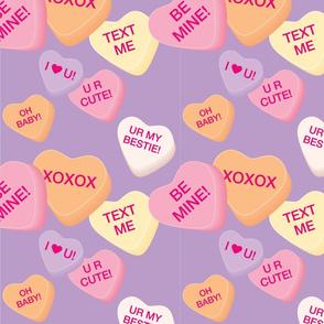 Conversation_Hearts_purple