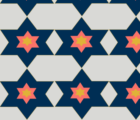 STARQUILT-ch fabric by proverbs31girl on Spoonflower - custom fabric