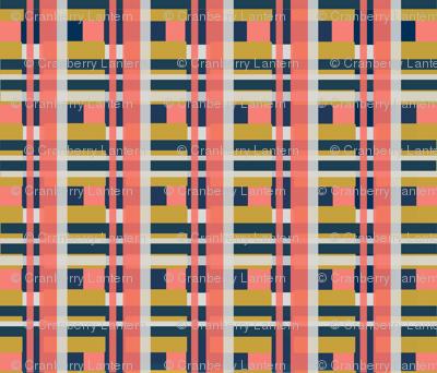 limited  color palette design challenge spoonflower