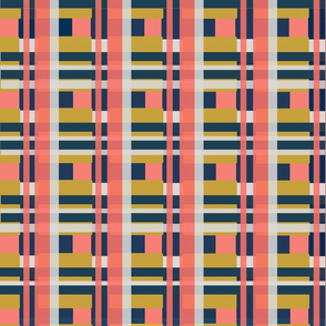limited  color palette design challenge spoonflower